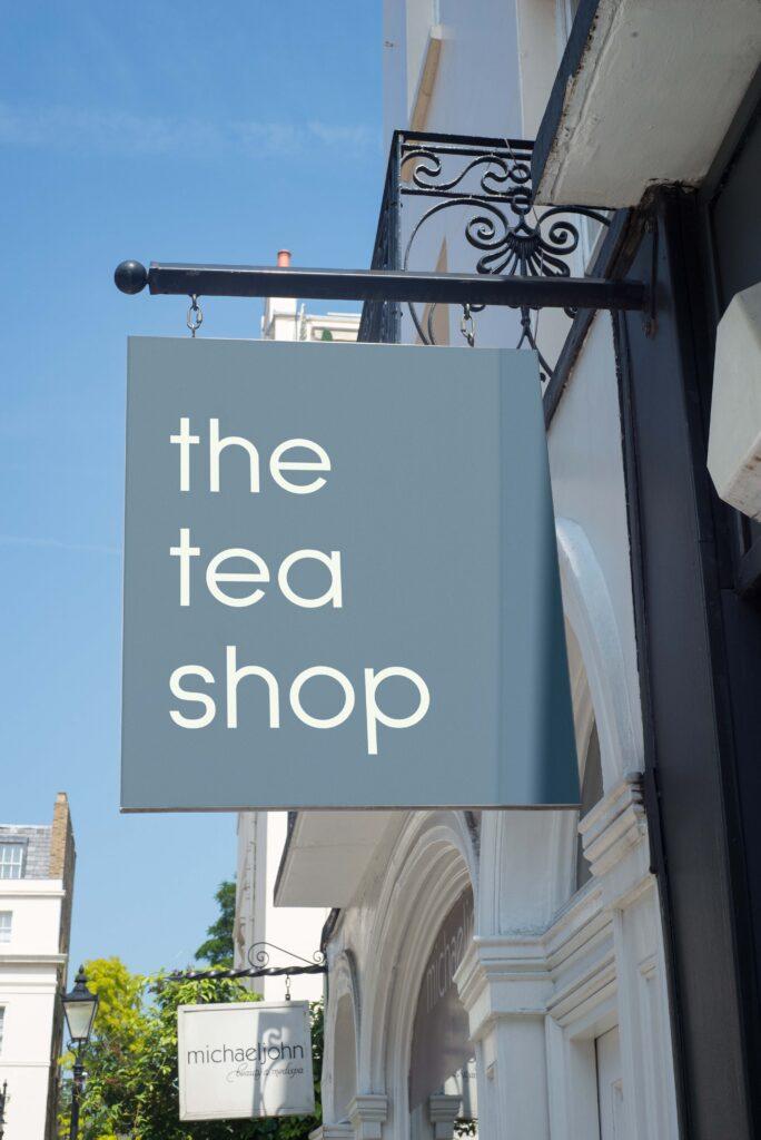 tea shop magasin